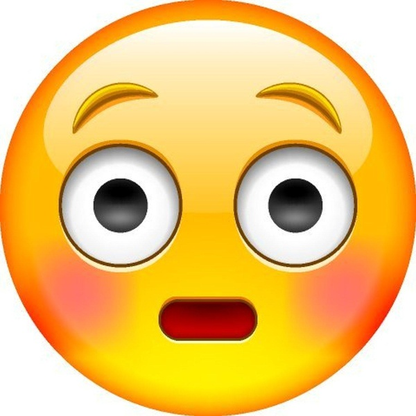 Shocked Smiley Face - ClipArt Best