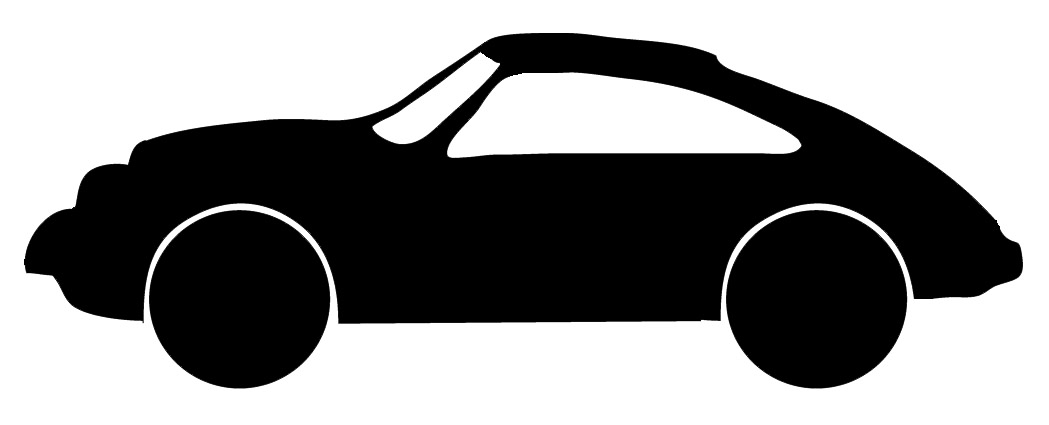 Car Silhouette Side - ClipArt Best
