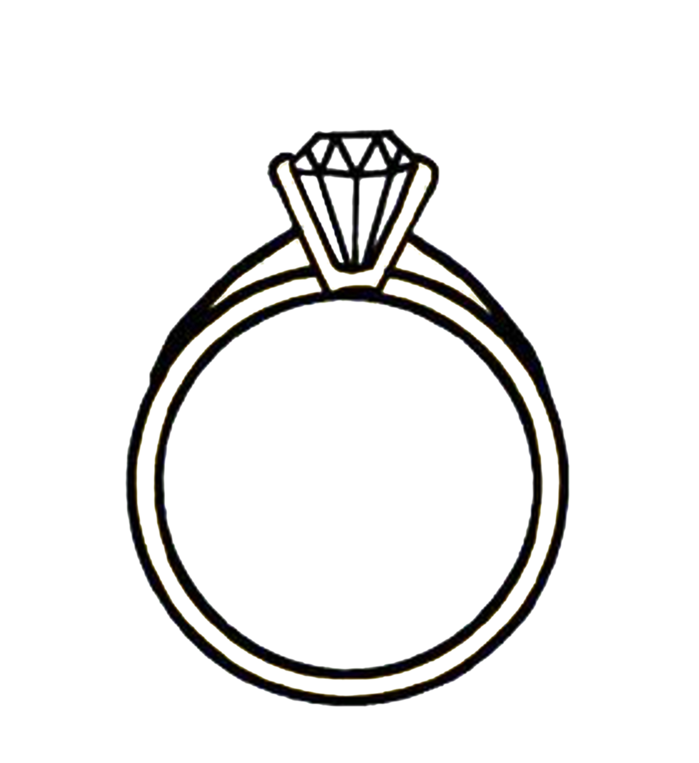 wedding ring clipart free clipart best
