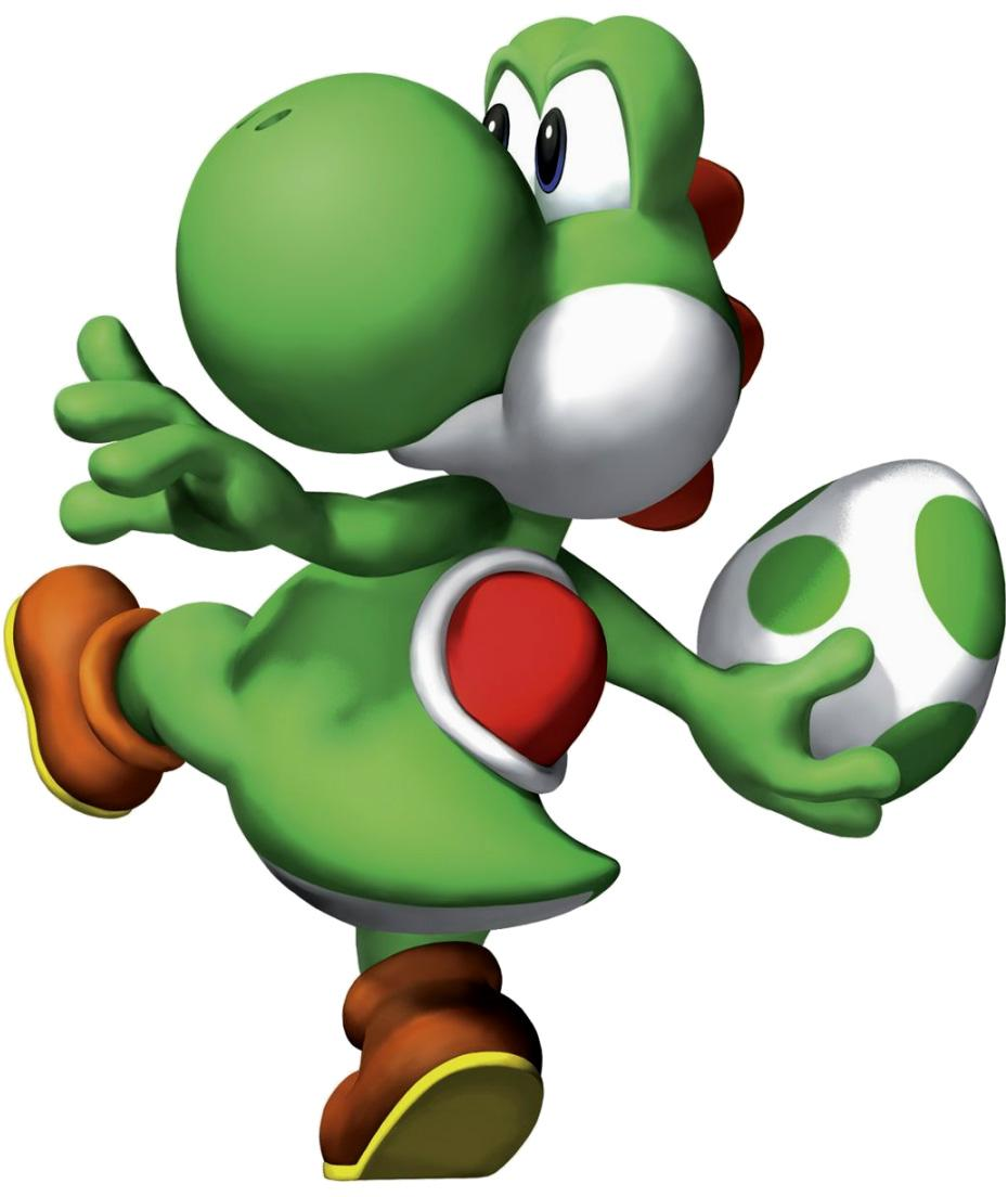 Yoshi Character Design : Yoshi clip art clipart best