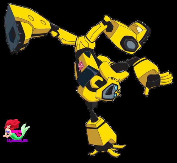 Transformers Animated Bumblebee