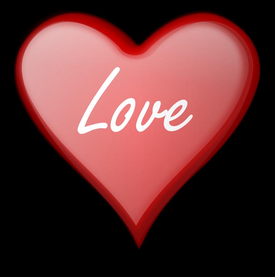 Heart Gloss 4 Clipart, vector clip art online, royalty free design ...