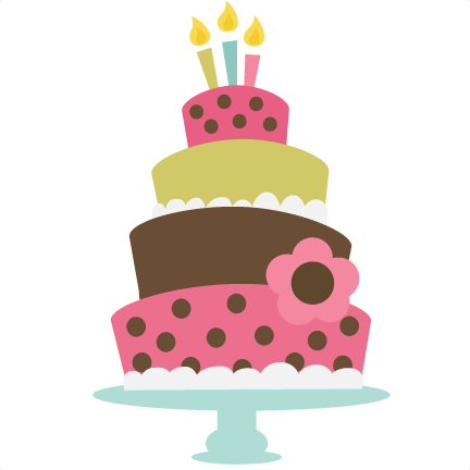 Birthday Cake Clip Art Transparent Background : Birthday Cake Png - ClipArt Best