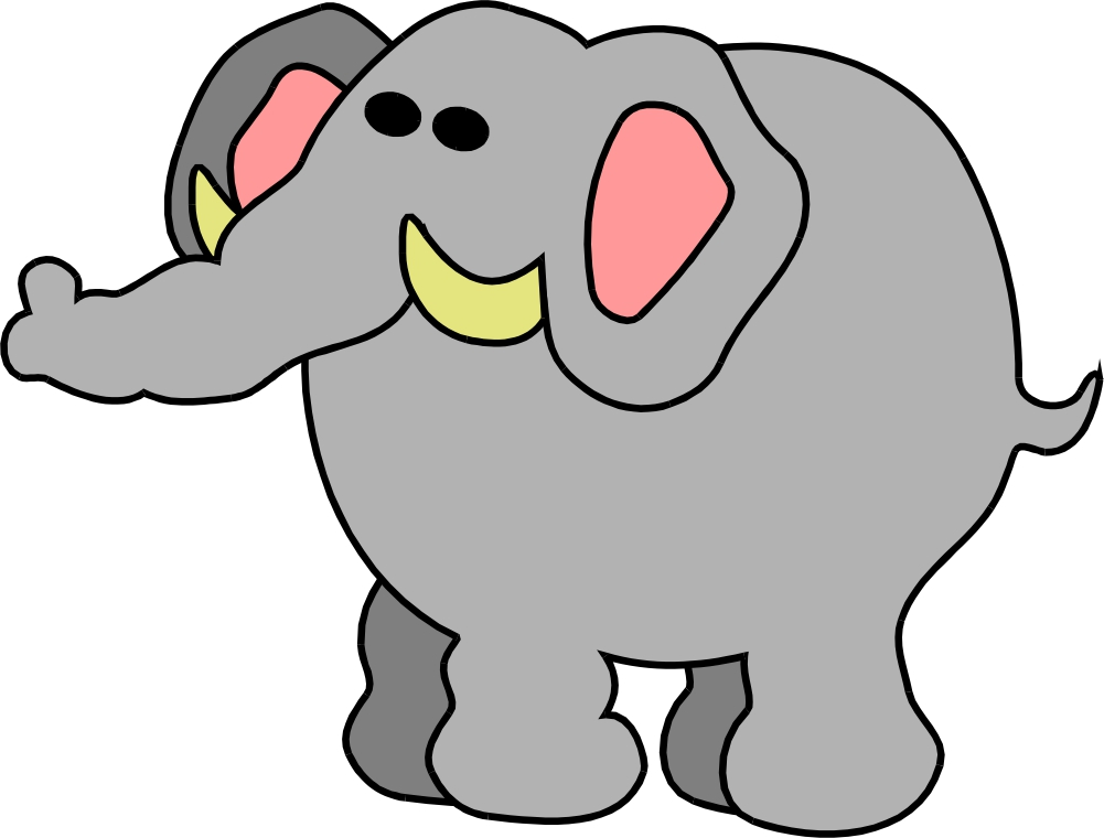 Cartoon Elephant Images - ClipArt Best