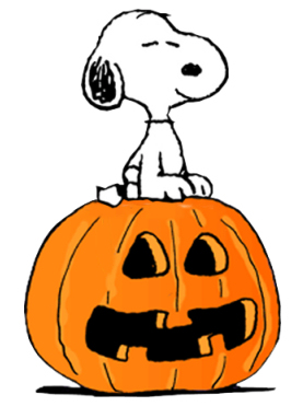 Snoopy Halloween Clip Art - ClipArt Best