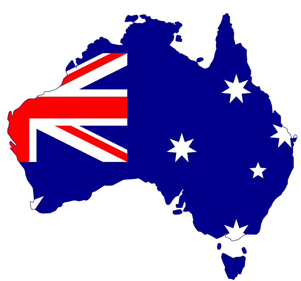 Clip Art Australia Clipart australia clip art clipart best flag silhouette rooweb clipart