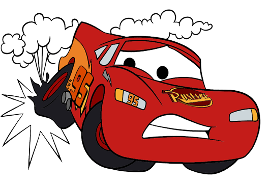 clipart flash mcqueen - photo #17