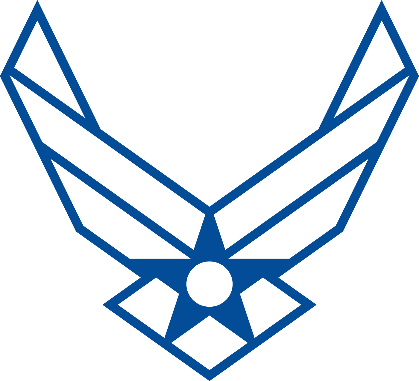 39 air force logo clip art   Free cliparts that you can download to    Usafa Falcons Logo