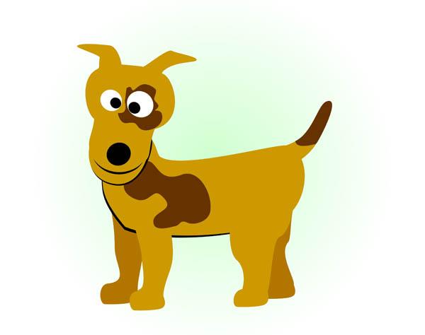 good dog clipart - photo #1