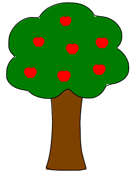 Apple Tree Clip Art - ClipArt Best