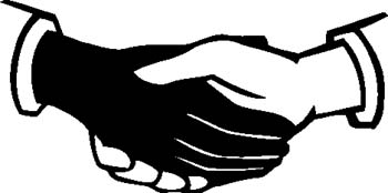 Hands shaking picture clipart best - Hand Shake Clip Art Clipart Best