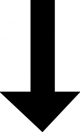Arrow Down Clip Art - ClipArt Best