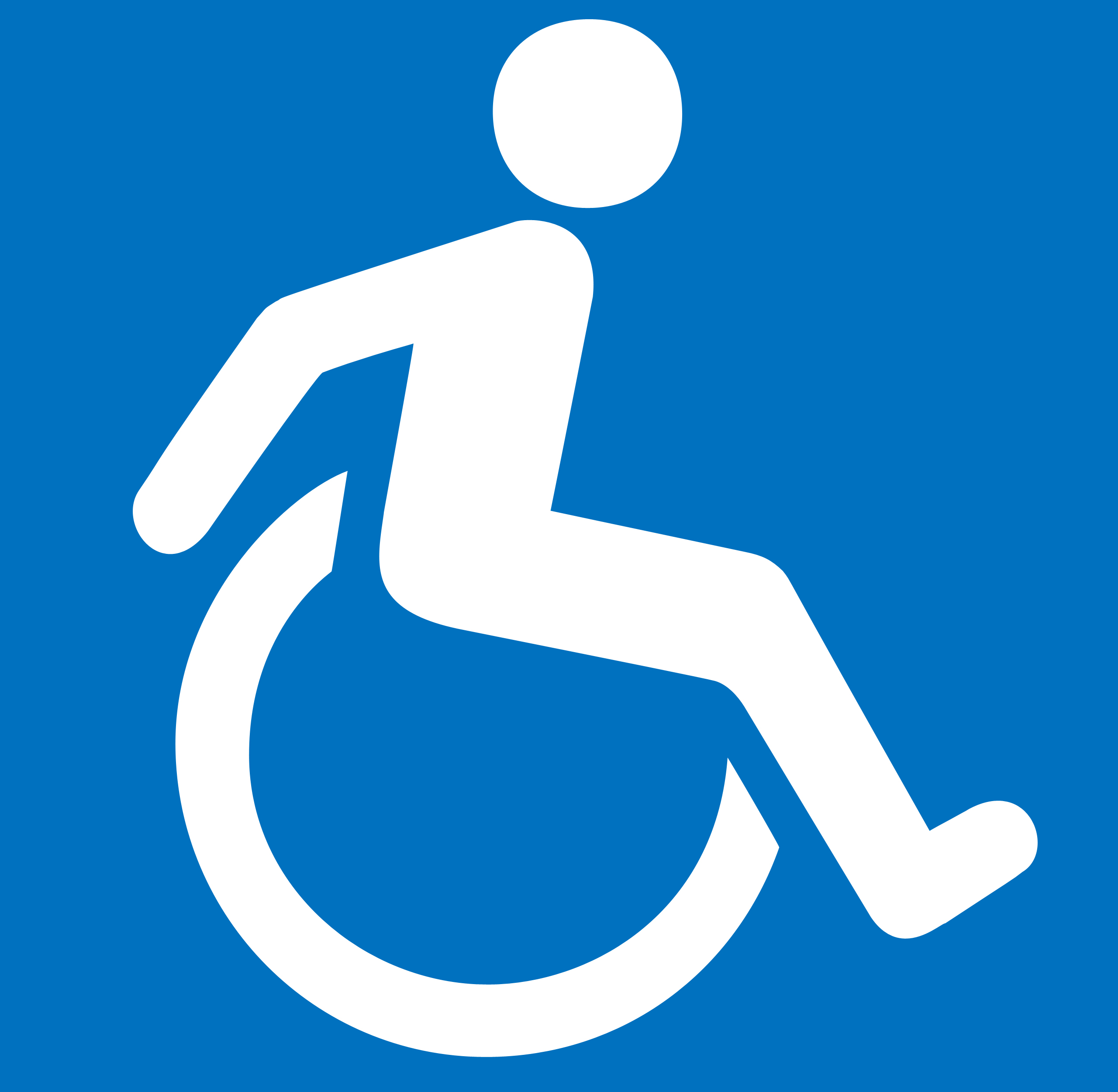 disabled logo : disability logo : handicapped logos :: bush prisby