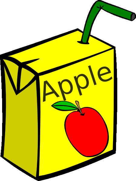 Line Art Juice : Juice box clipart line drawing best