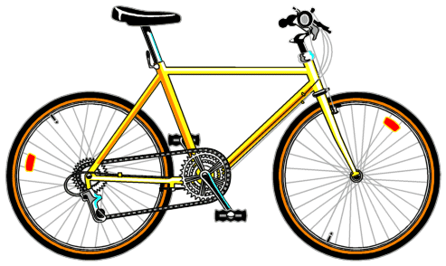 Free Bicycles Clipart. Free Clipart Images, Graphics, Animated ...