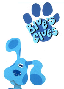 Blue Clue Logo - ClipArt Best