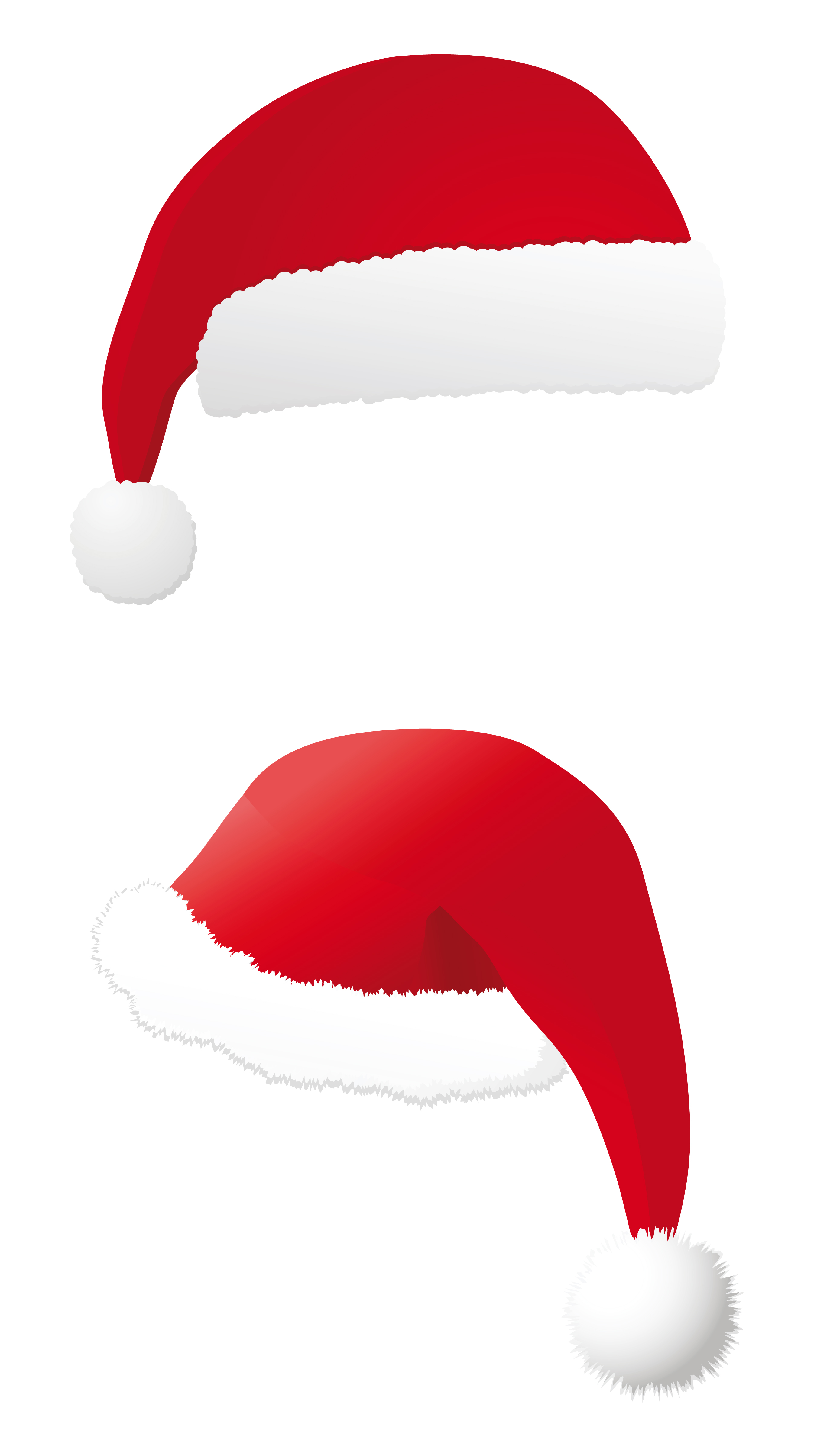 Santa hat vector clipart best