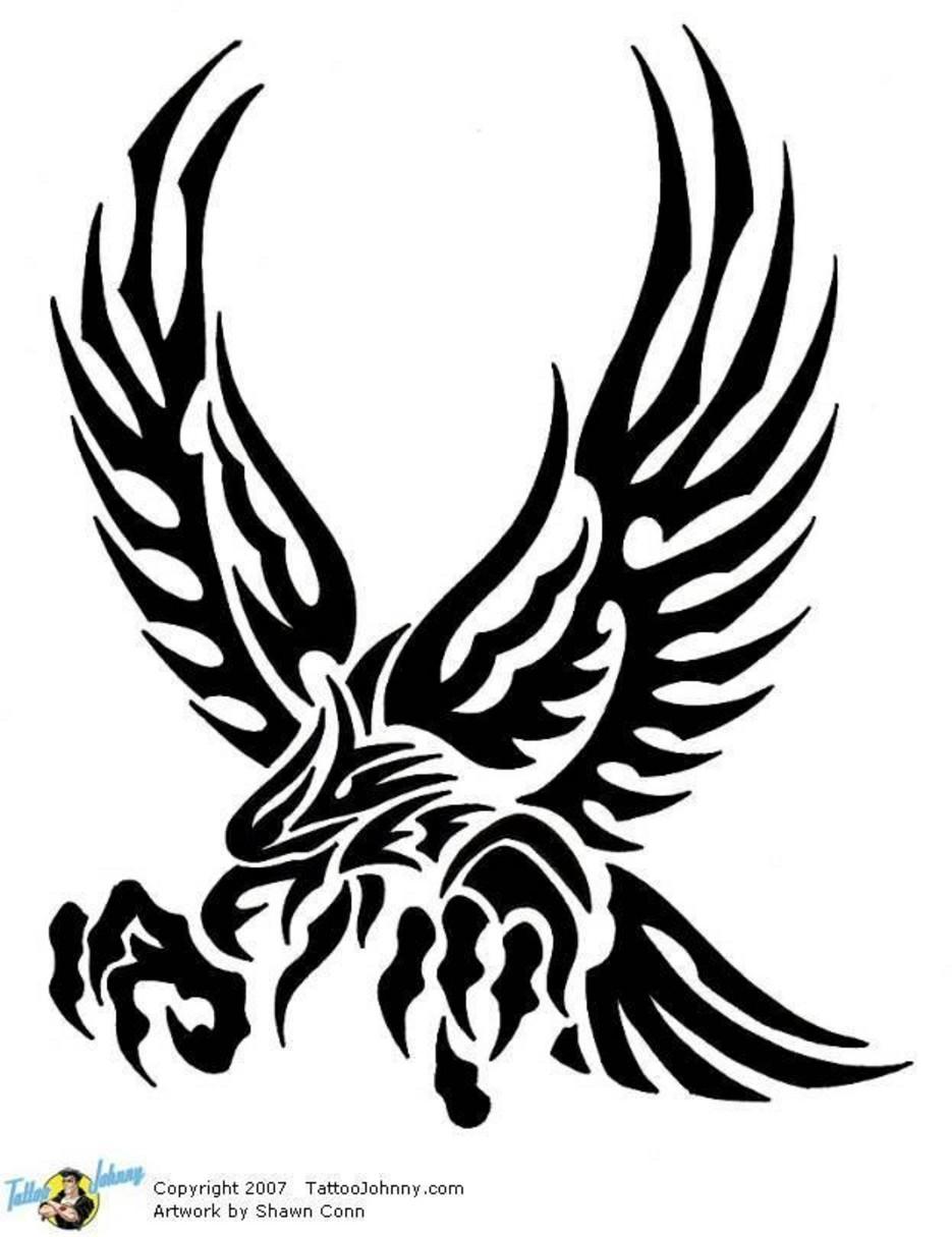 Aztec Tribal Tattoo Designs Clipart Best