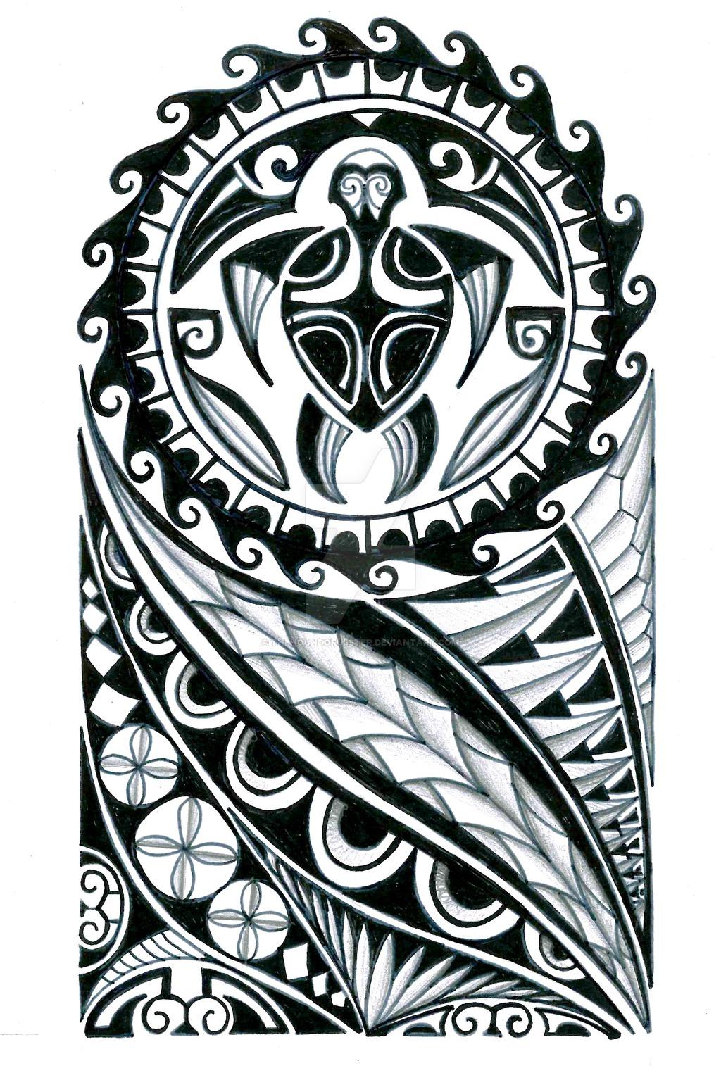 Aztec Tribal Tattoo Designs - ClipArt Best Aztec Tribal Pattern Tattoos