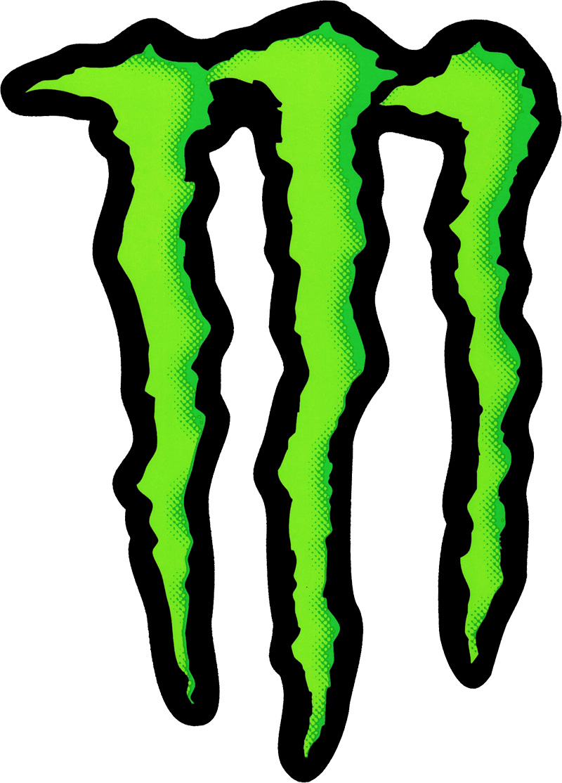Free Monster Energy Drink Stickers