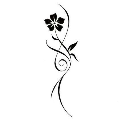 Flower Tattoo Designs | Flower ...