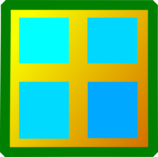 Image Result For Window Pane Clip Art