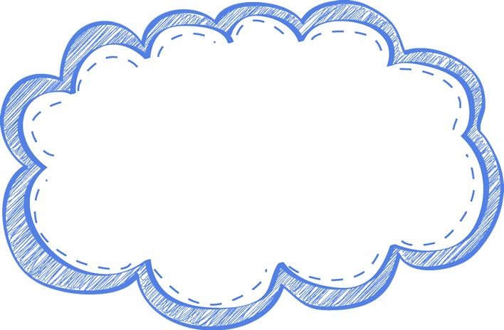 Templates Of Clouds - ClipArt Best