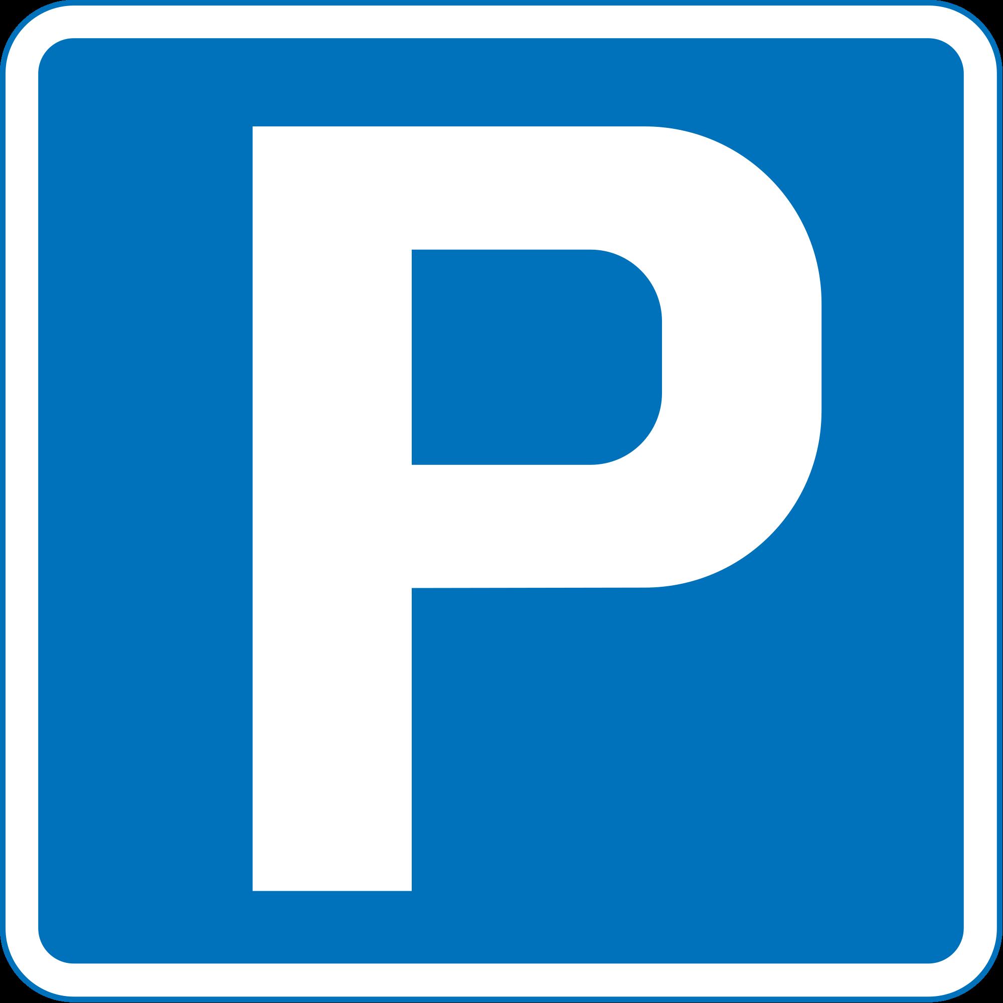 Parking Sign - ClipArt Best