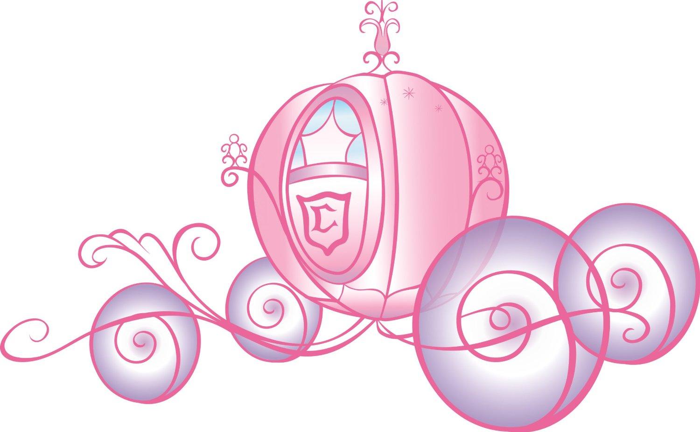 Princess Carriage Clipart