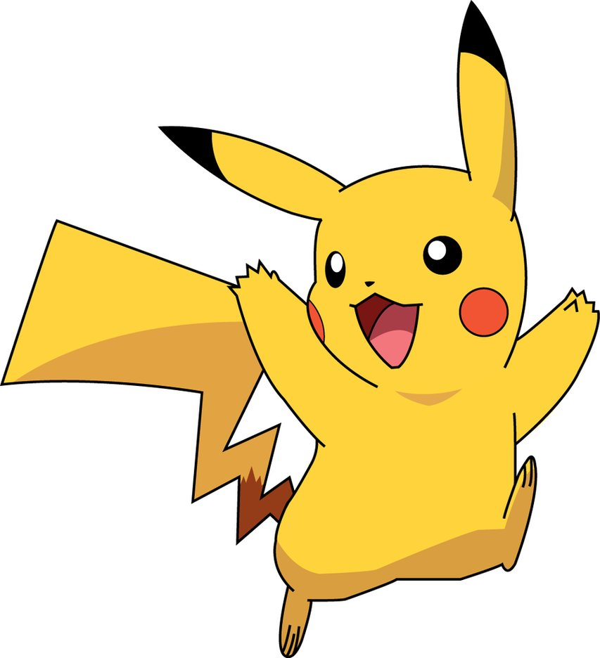 Pikachu - ClipArt Best