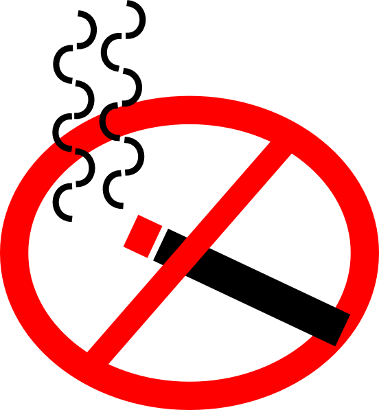 No Smoking Sign SVG Downloads - Support - Download vector clip art ...