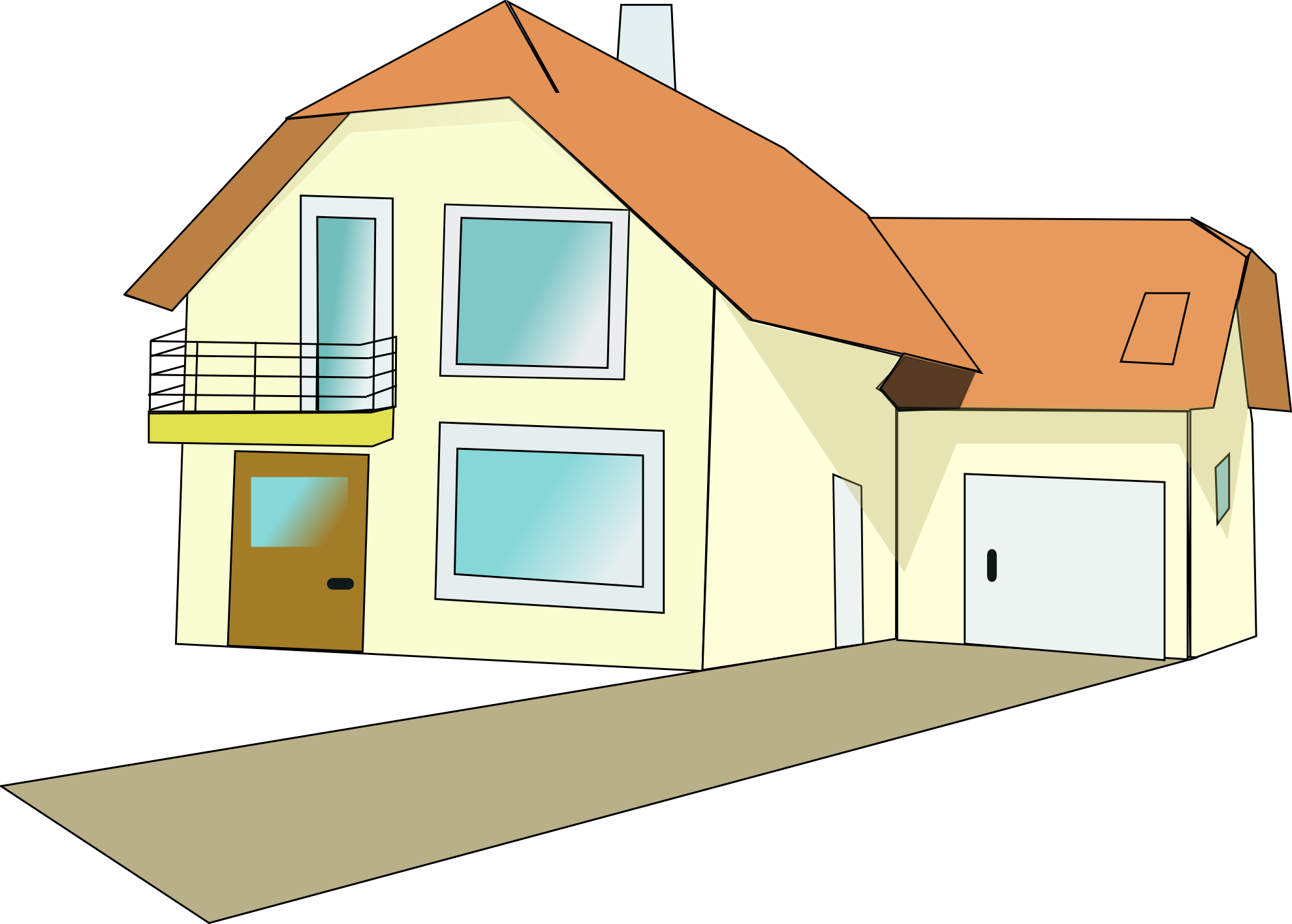 house clipart png - photo #31
