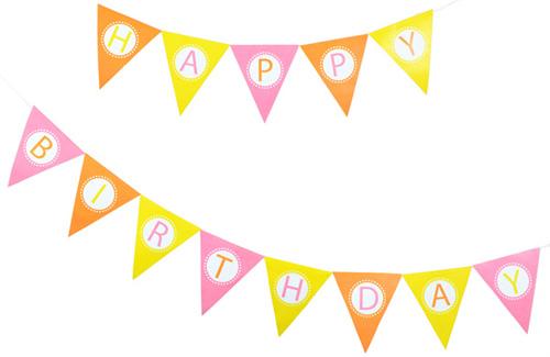 Happy Birthday Banner Printable - ClipArt Best