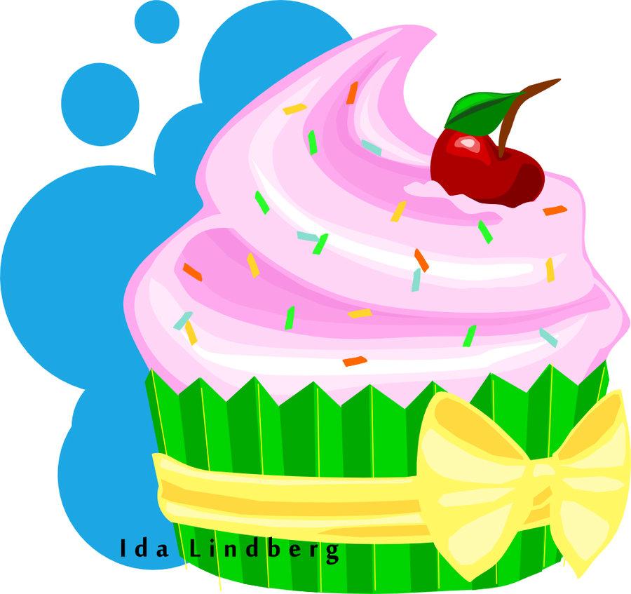 Clipart De Cupcake : Cupcake Vector - ClipArt Best