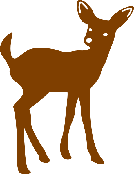White Tailed Deer Clip Art - ClipArt Best