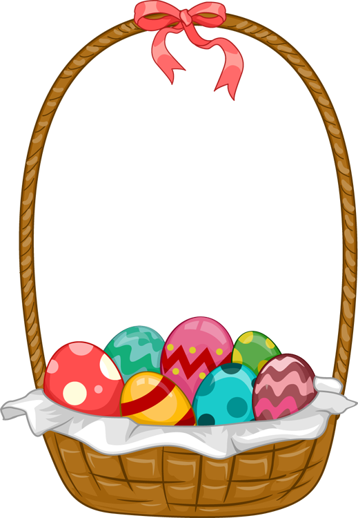 clip art for easter baskets - photo #21