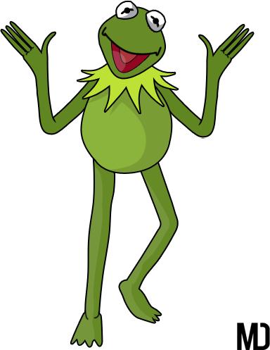 kermit the frog clipart clipart best Sesame Street Clip Art Big Bird Clip Art