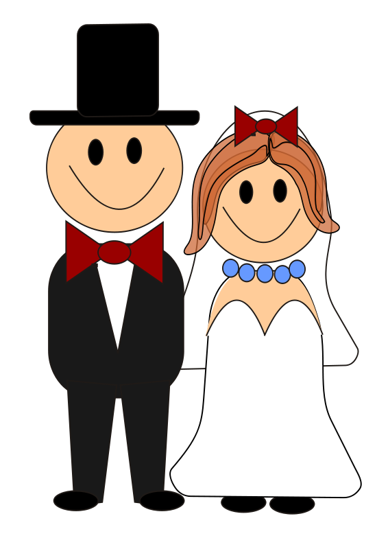 Animated Wedding Pictures | Free Download Clip Art | Free Clip Art ...