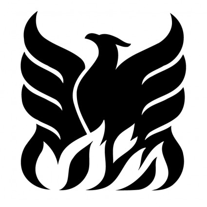 Phoenix logo design Free vector for free download about (20) Free ...