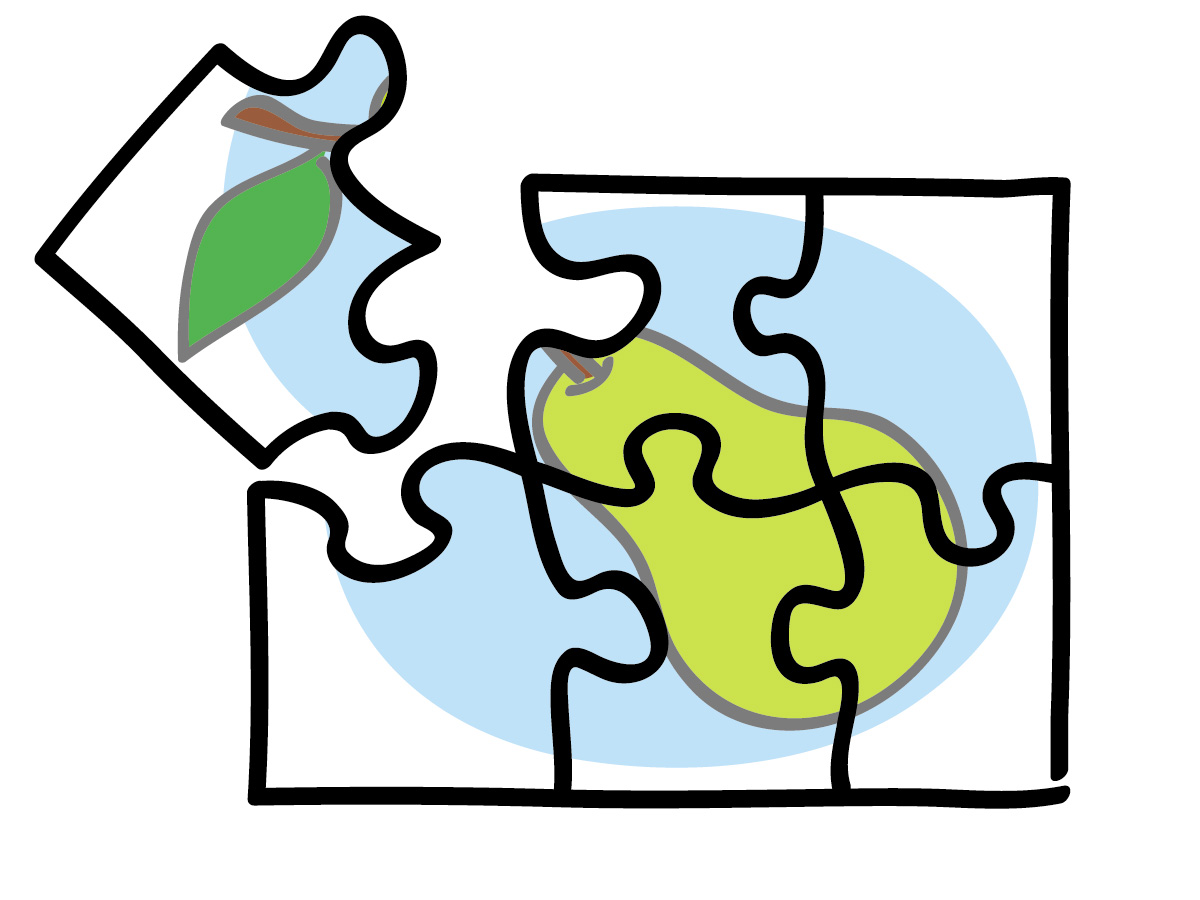 Printable Puzzle Template - ClipArt Best