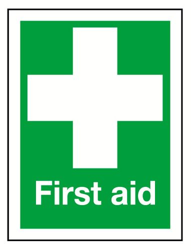 Cromwell Industrial Tools UK: Sitesafe PPE: FIRST AID WITH SYMBOL ...