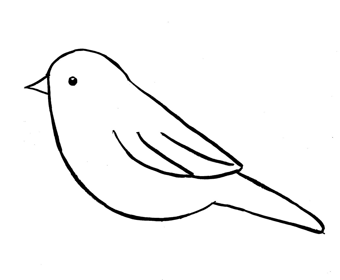 chickadee bird coloring pages - photo#26