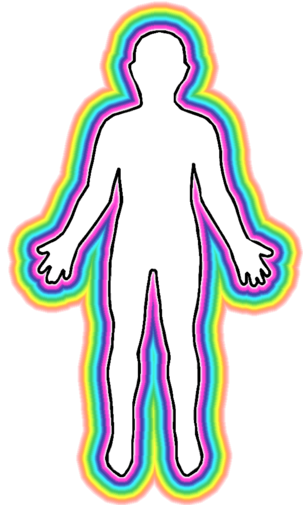 Outline Of Human Body - ClipArt Best