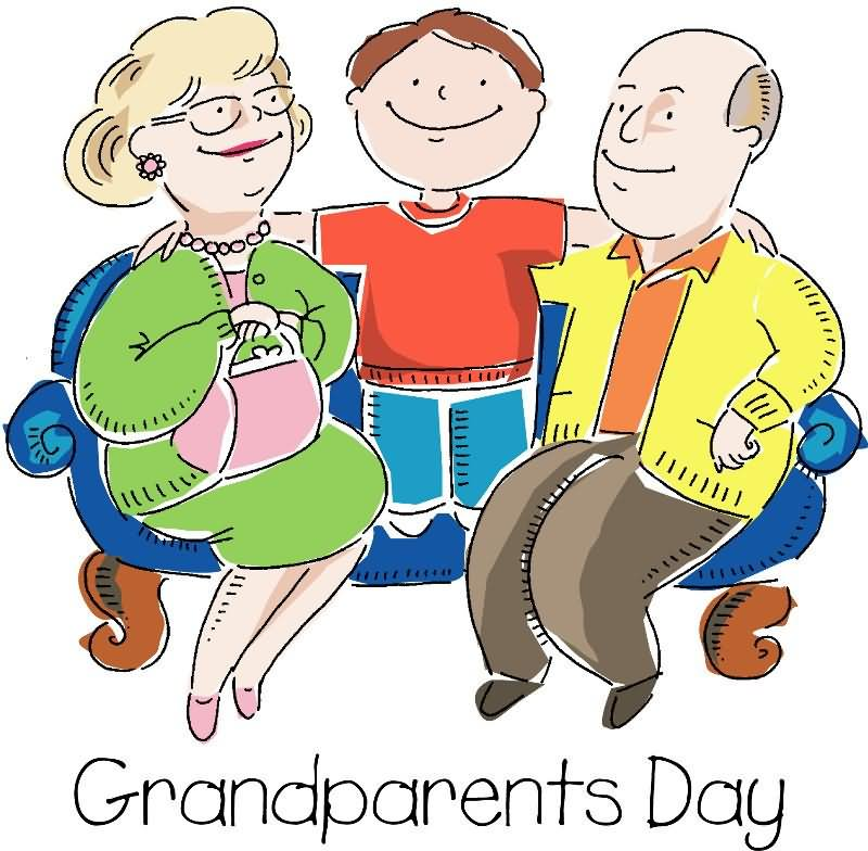 grandparents breakfast clipart - photo #17