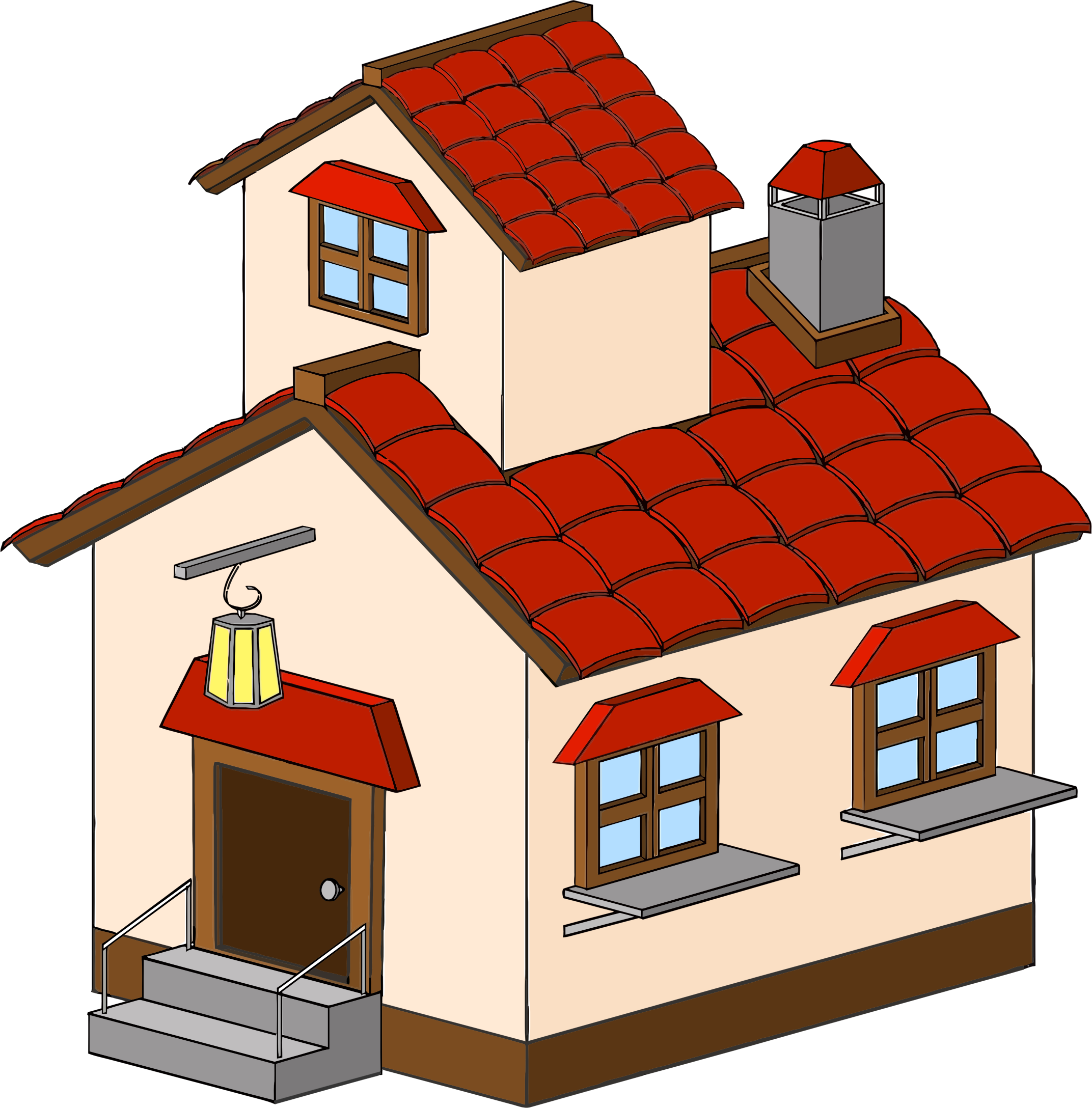 house clipart png - photo #33