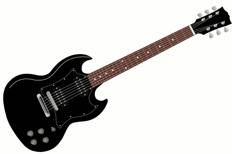 Free Guitars Clipart. Free Clipart Images, Graphics, Animated Gifs ...