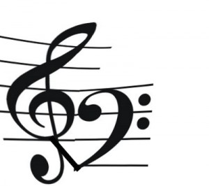 Treble bass clef heart tattoo clipart best for Treble and bass clef heart tattoo