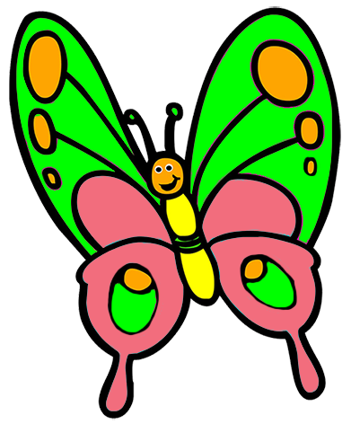 HD wallpapers cartoon picture of butterfly