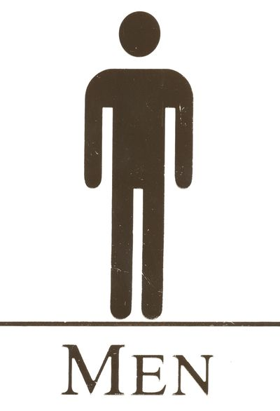 Boy And Girl Bathroom Signs ClipArt Best