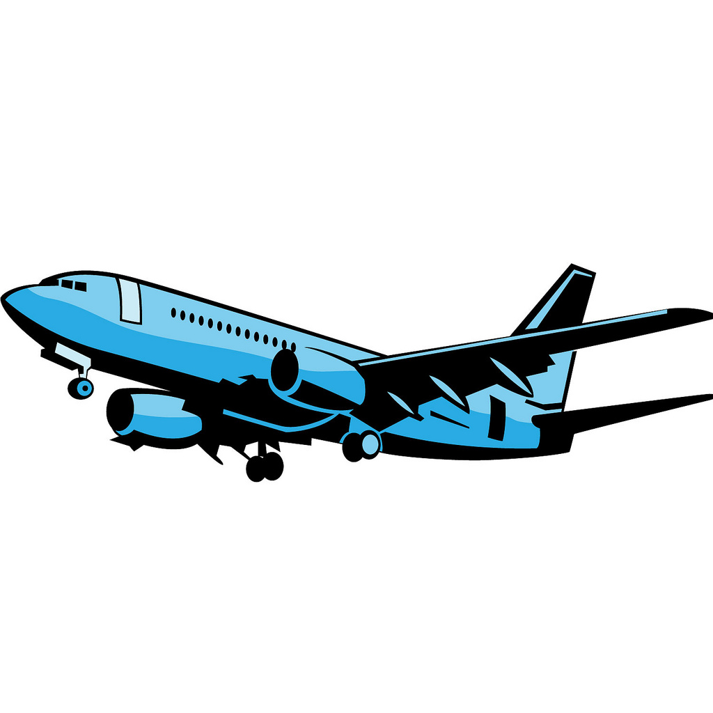 small airplane clipart free - photo #34